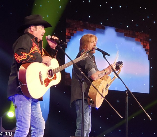 Brooks and Dunn at Legends in Concert in Downtown OWA