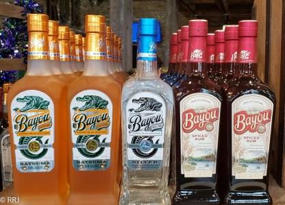 Bayou Rum in Lake Charles