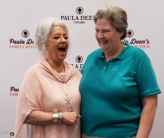 Meeting Paula Deen