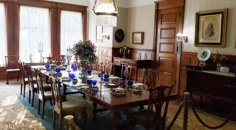 Hayes Dining Room