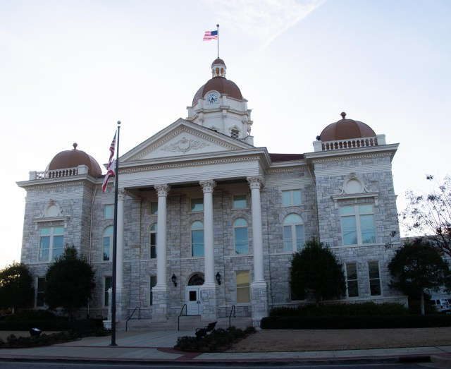 Shelby County Courthouse, Columbiana, Alabama