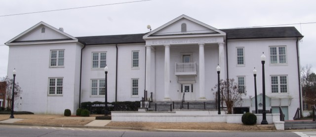 St. Clair County Courthouse, Ashville, Alabama