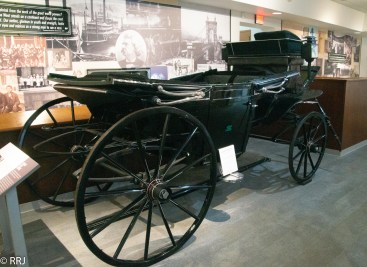 Hayes' Carriage