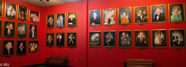 Gallery of Inductees, Alabama Music Hall of Fame