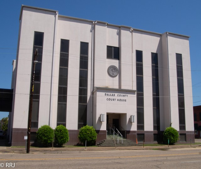 Dallas County, Alabama Courthouse