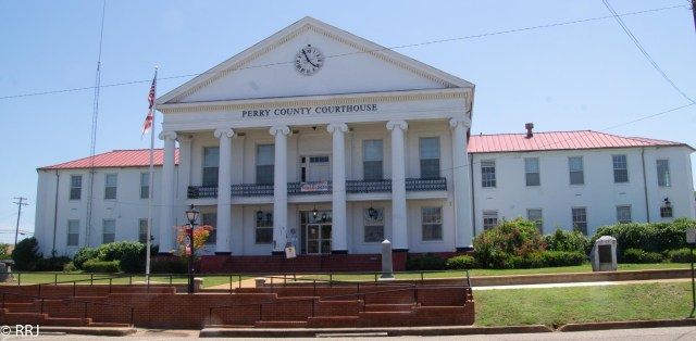 Perry County Courthouse, Marion, Alabama