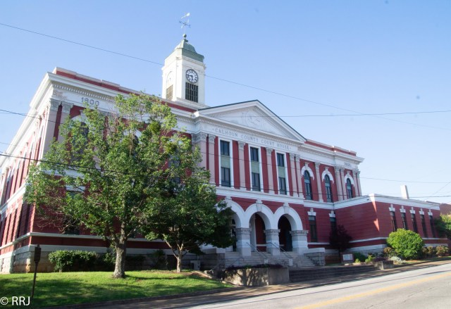 Calhoun County Courthouse, Anniston, Alabama