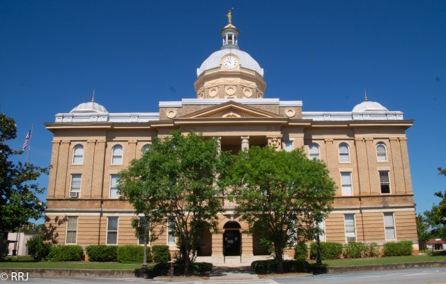 Clay County Courthouse, Ashland, Alabama