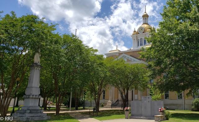 Fayette County Courthouse, Fayette, Alabama