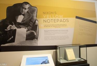 Nixon's yellow pads