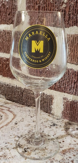 Maraella tasting glass