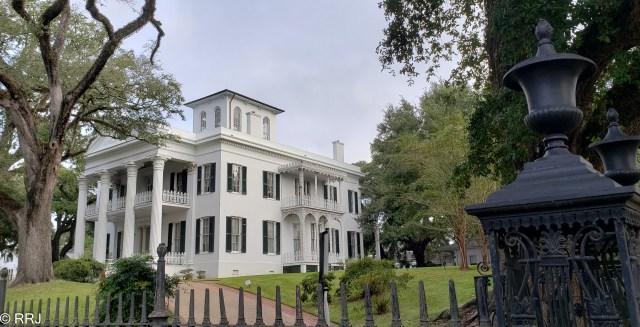 Stanton Hall, Natchez, Mississippi