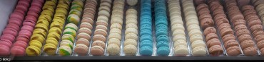 Macaroons at Madeline's Clarksville TN