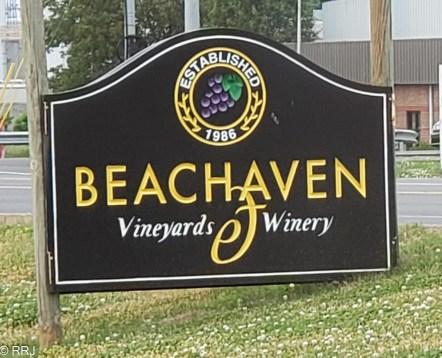 Beachaven Winery Clarksville TN