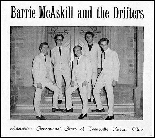 Barrie McCaskill & the Drifters