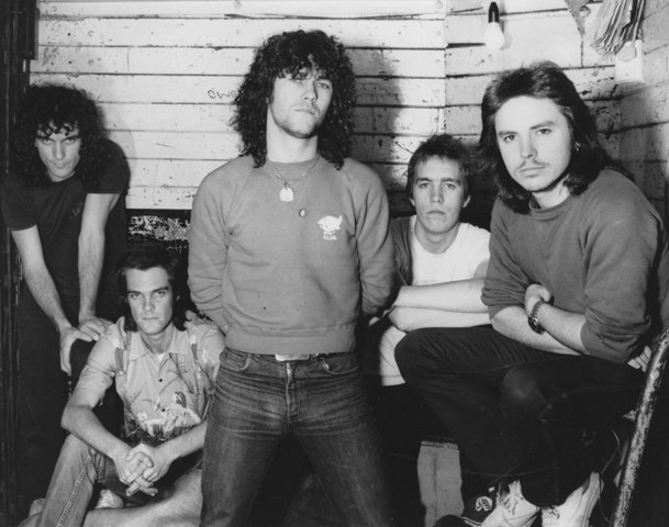 Cold Chisel 1978