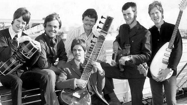 The Twilights in 1967