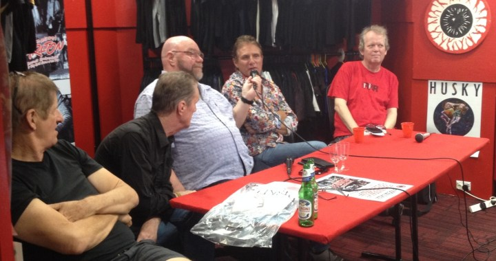 The Carlton Conversation at Redeye Records