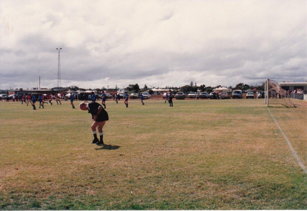 1992 Referee Swandel Park