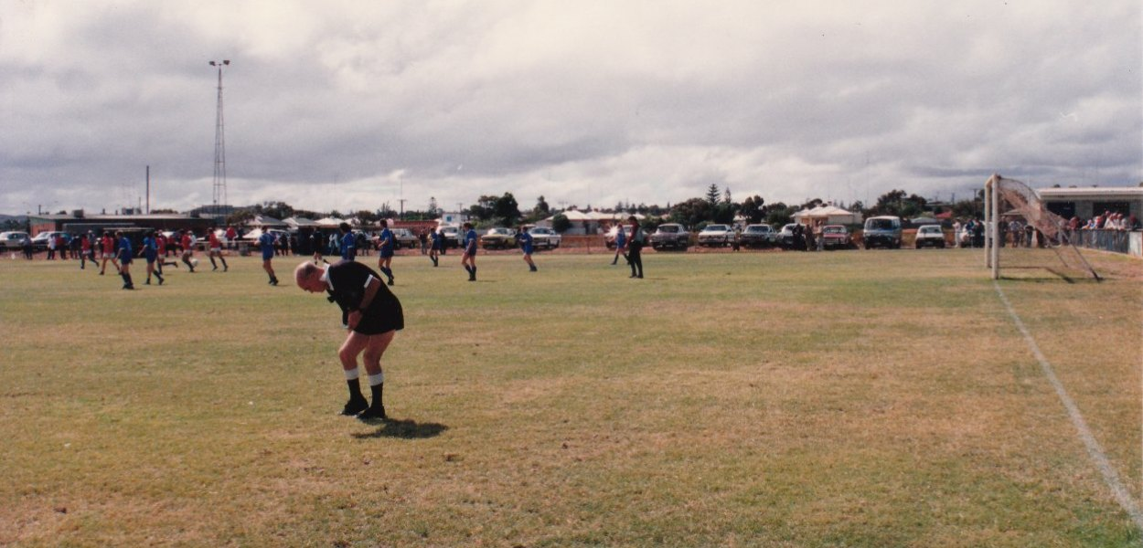1992 Referee Swandel Park