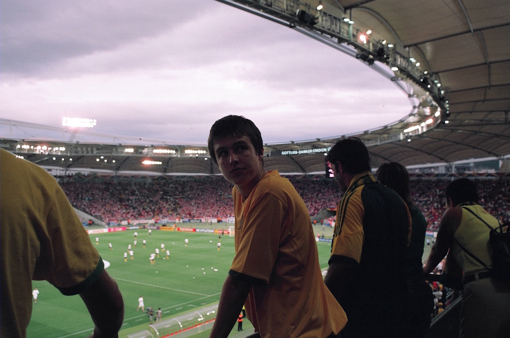 Goosebumps—Australia v Croatia, World Cup 2006