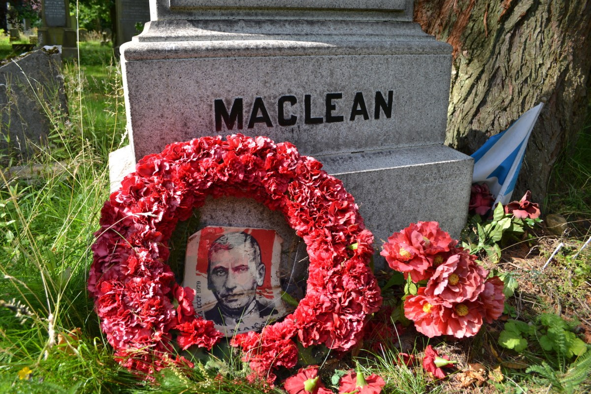In Search of John Maclean—part 1