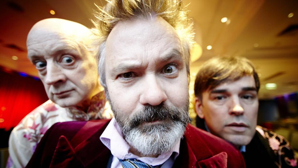 Doug Anthony Allstars: tick fucking tock