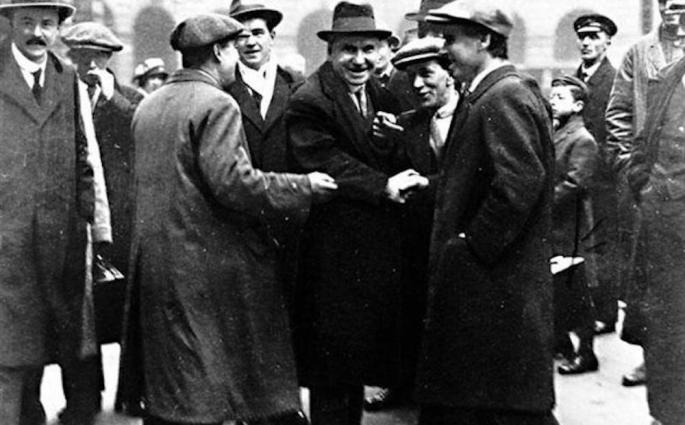 John Maclean and friends