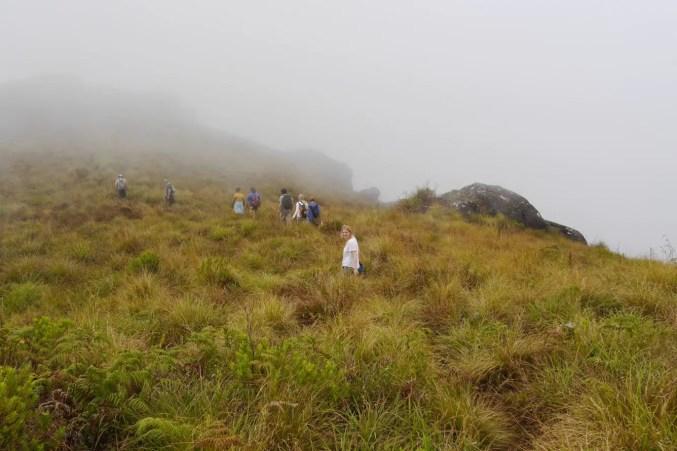 Munnar Wanderung