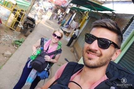 Indien Backpacking