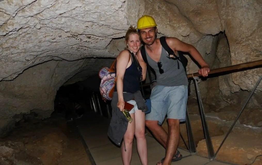 Kroatien Oziđana-Höhle