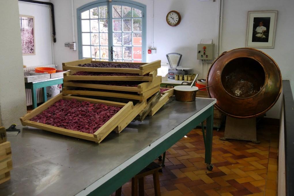 Provence Roadtrip -Confiserie florian