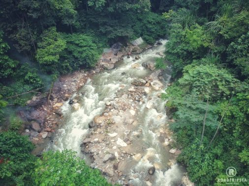 Sumatra jungle trekking