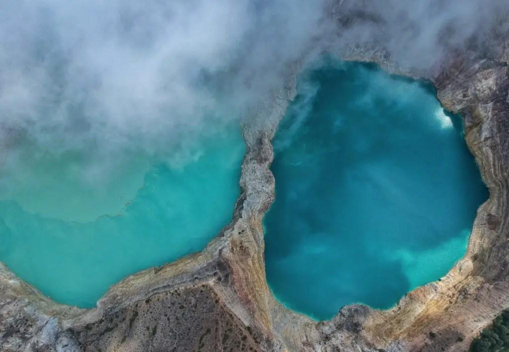 Die Kraterseen des Kelimutu Vulkans | 6 wichtige Tipps