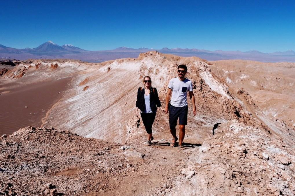 Valle de Luna - Atacama Wüste