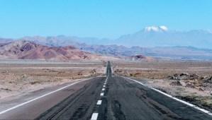 unendliche Weite in Argentinien