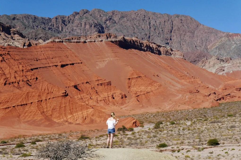 Quebrada de las Conchas | RN68 als Highlight in Argentinien 17