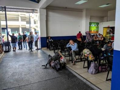 Busstation San Jose