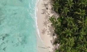 Isla Zapatilla auf Bocas del Toro