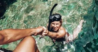 Schnorcheln auf den Bocas del Toro