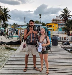Backpacking Caye Caulker