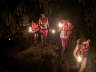 K'an Ba Höhle Semuc Champey
