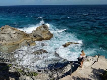 Isla Mujeres, Punta Sur