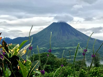La Fortuna Vulkan, Costa Rica