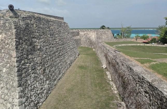 Fort San Felipe Bacalar