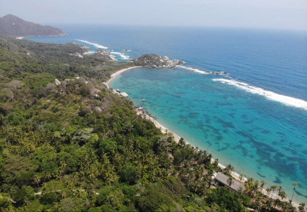 Tayrona Nationalpark, Kolumbien