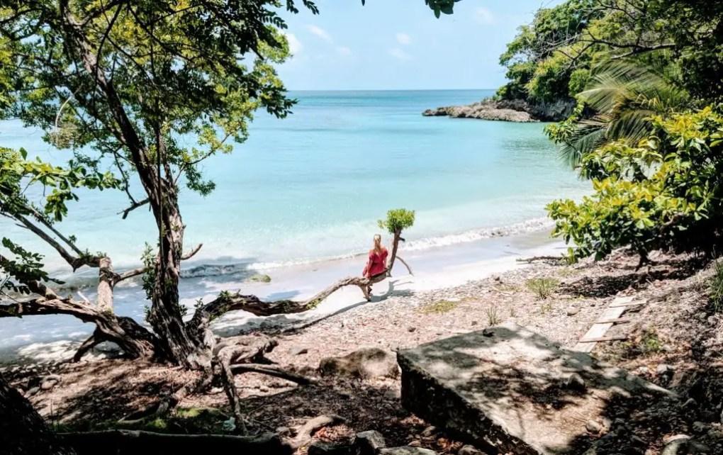 Pash Bay Beach, Providencia