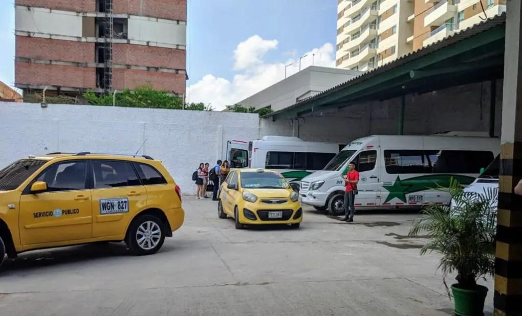 Berlinastur Terminal in Cartagena