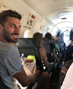 Per Flugzeug nach Providencia