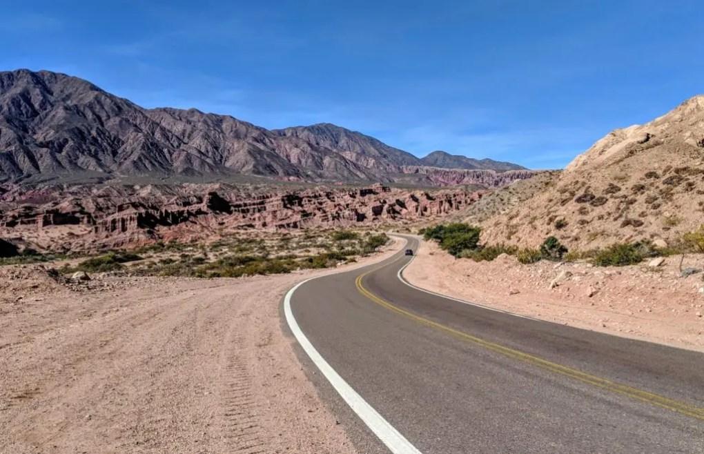 Argentinien Roadtrip